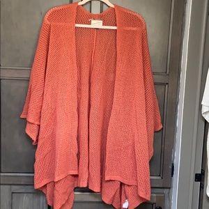 Universal Threads knitted kimono